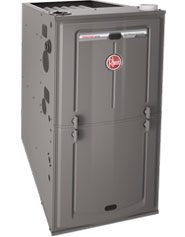 Rheem Gas Furnace Apex Heating Green Bay, WI