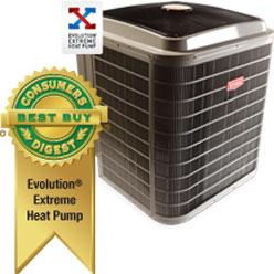 High Efficiency Heat Pumps from Apex Heating