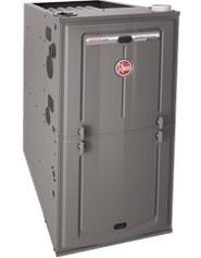 Rheem Gas Furnace Apex Heating Green Bay, WI